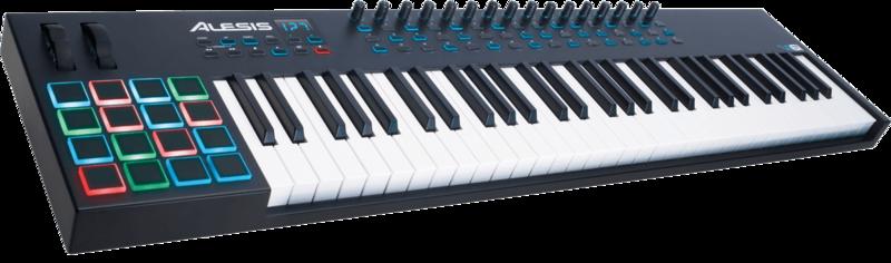 Clavier maître Alesis VI61 - Voir en grand