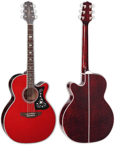 Guitare folk Takamine GN75CEWR - Voir en grand