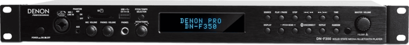 Platine CD DNF350 - Voir en grand