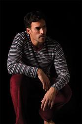 Pyjama pour homme SOY - BENOIT ABBAYE - Voir en grand
