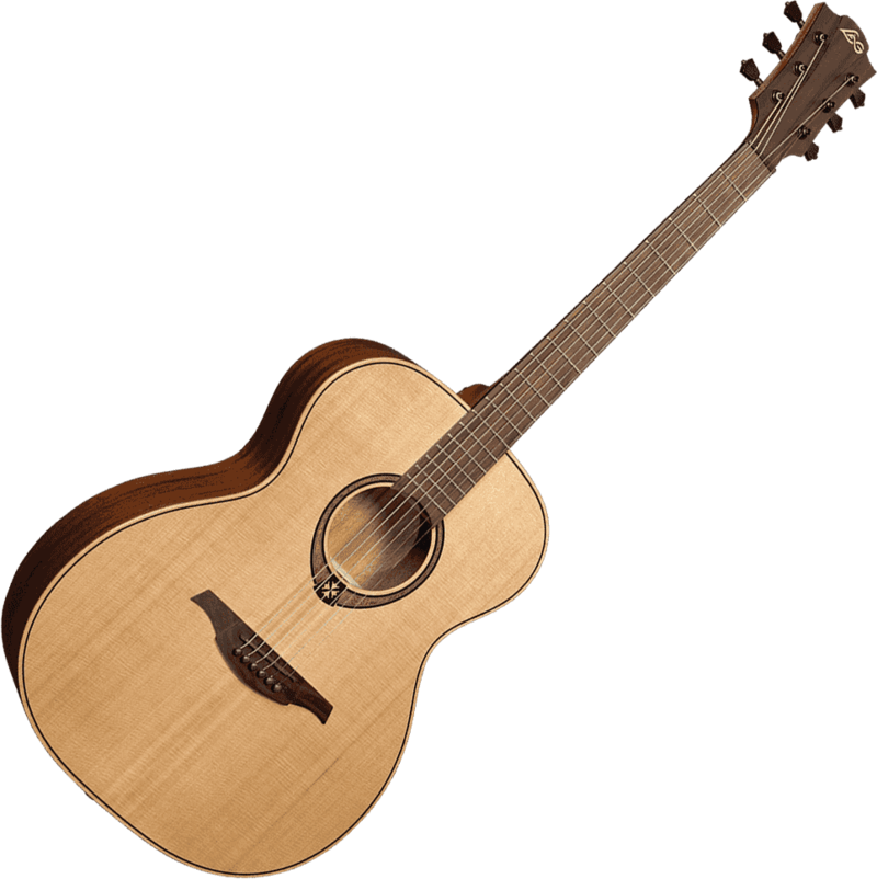 Guitare folk Lâg T170A - Voir en grand