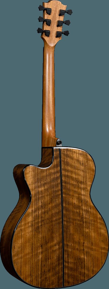 Guitare folk Lâg T318ACE-2 - Voir en grand