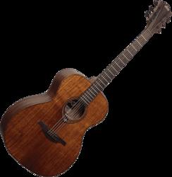 Guitare folk Lâg T98A - Voir en grand