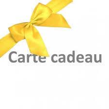 CARTES CADEAUX et FAITES PLAISIR A UN PROCHE - CARTES CADEAUX - L'ANNEAU D'OR - Voir en grand