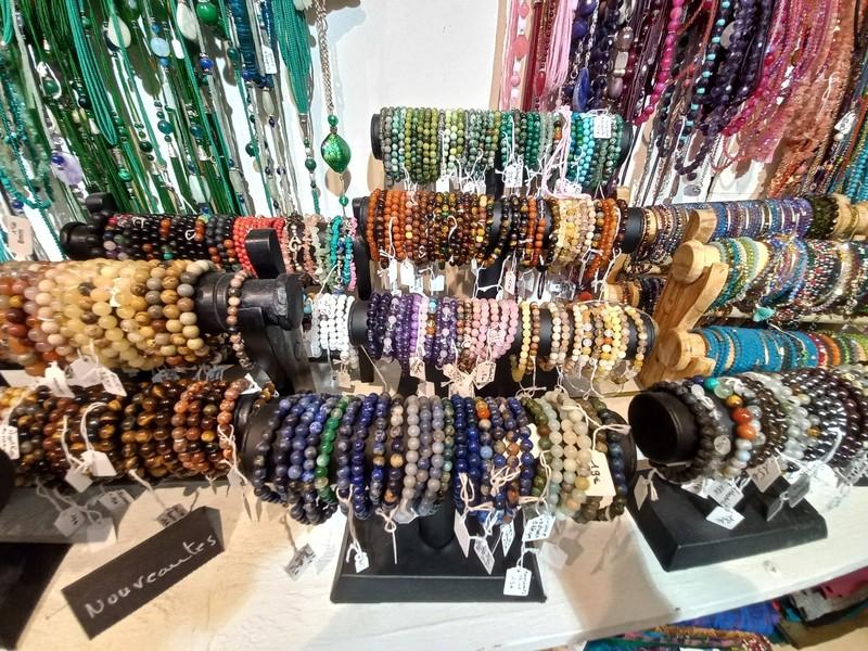 Bracelets en pierres naturelles - Bracelets, Colliers & Pendentifs - NAMASTE - Voir en grand