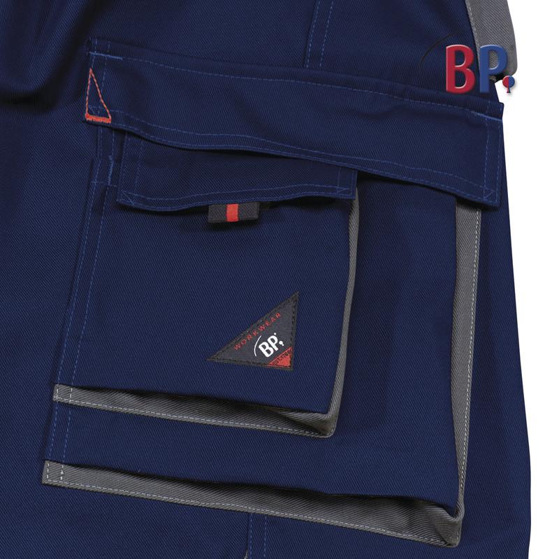 Pantalon de travail BP avec nombreuses poches - Voir en grand