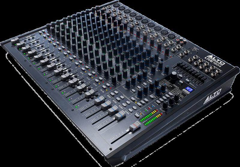 Table de mixage Alto LIVE1604 - Voir en grand