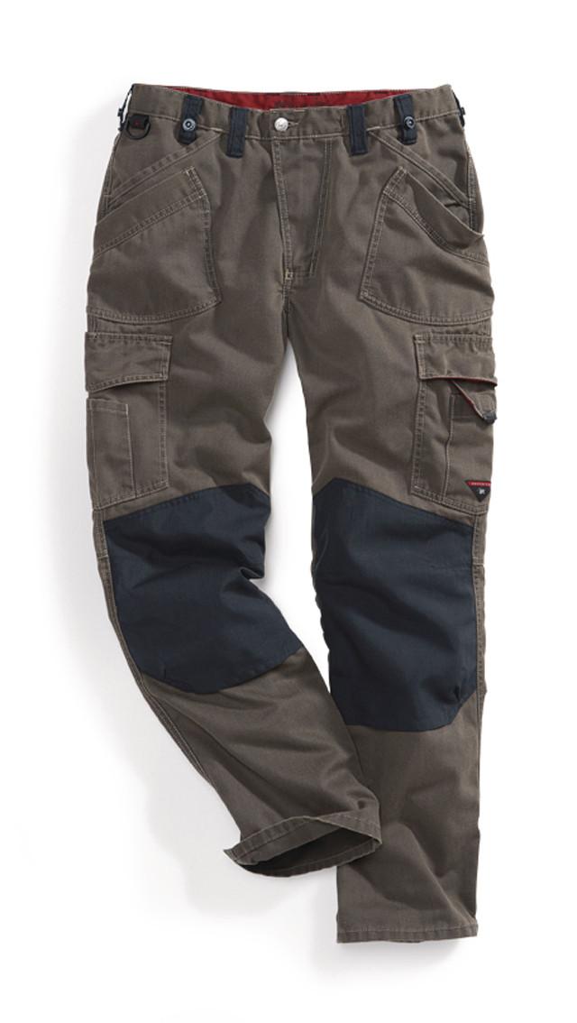 Pantalon de travail BP Worker - Vêtement de travail JMAC PRO - Voir en grand