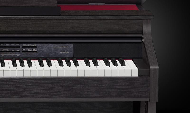 Piano numérique Casio AP-650-3 - Voir en grand