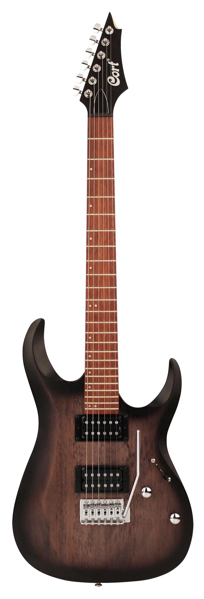 Guitare électrique X100OPBB - Voir en grand