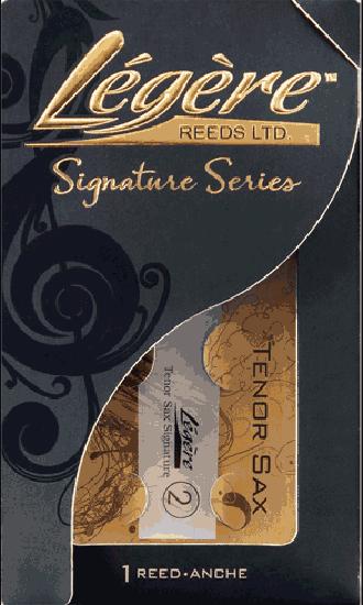 Anche Saxophone Ténor Sib Légère Signature - Voir en grand