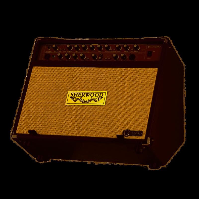 Ampli acoustique SHERWOOD60-2 - Voir en grand