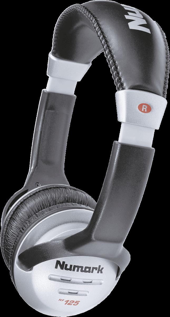 Casques DJ HF125 - Voir en grand