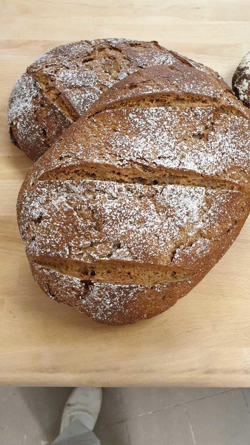 Pain d'antan - Boulangerie - LA BIOLANGERIE - Voir en grand