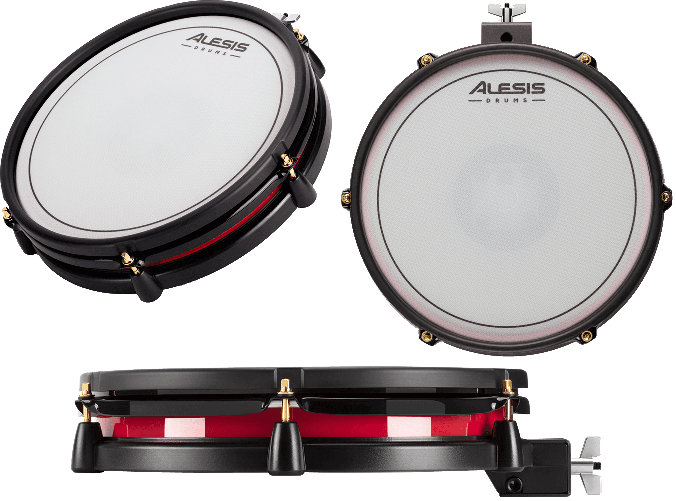 Batterie Alesis CRIMSONIIMESHKITSPED-3 - Voir en grand