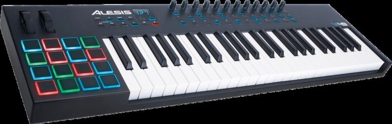 Clavier maître Alesis VI49 - Voir en grand