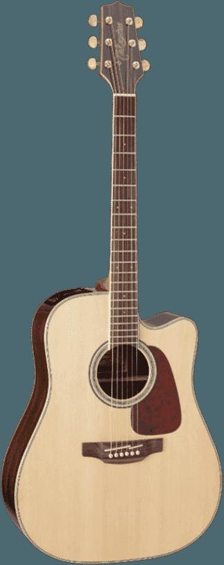 Guitare folk Takamine GD71CENAT - Voir en grand