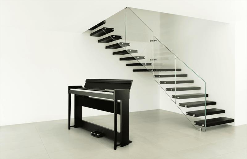 Piano Numérique Korg C1-Air-BK-2 - Voir en grand