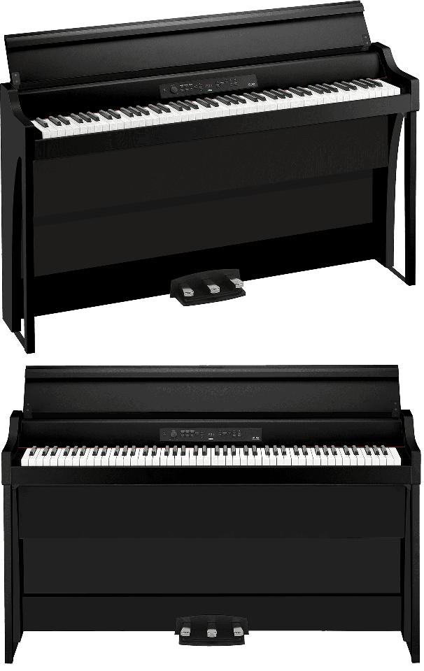 Piano Numérique Korg KOP G1-AIR-BK. - Voir en grand
