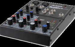 Tables de mixage Alesis MM4USB-2 - Voir en grand