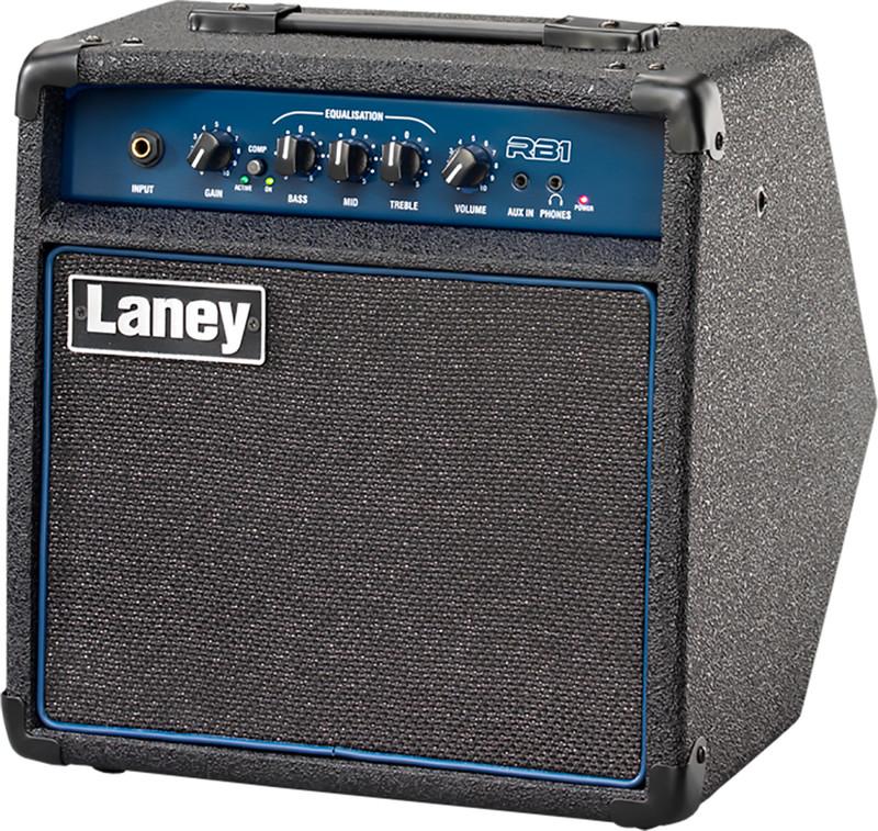 Ampli Basse Laney RB1 - Voir en grand