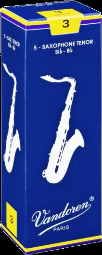 Anches Saxophone Ténor Sib Vandoren Traditionnelles - Voir en grand