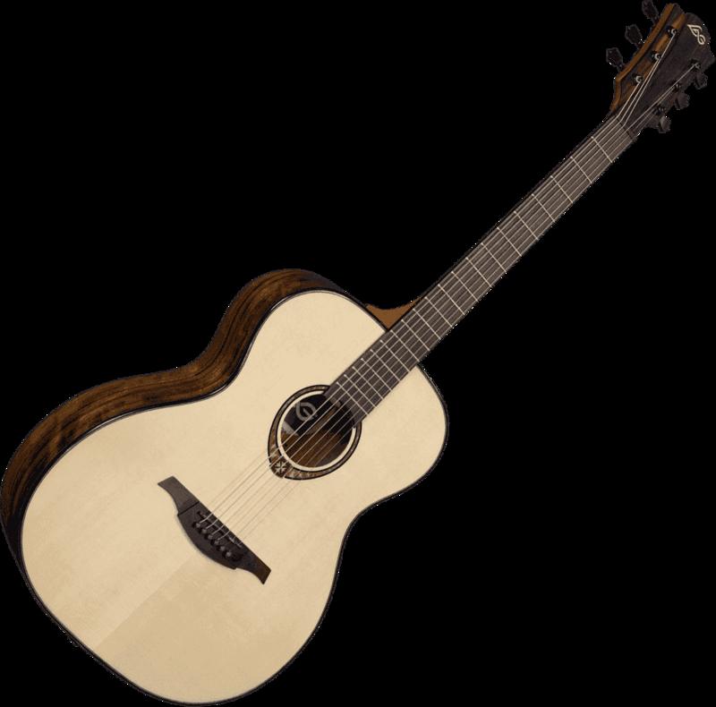 Guitare folk Lâg T318A - Voir en grand