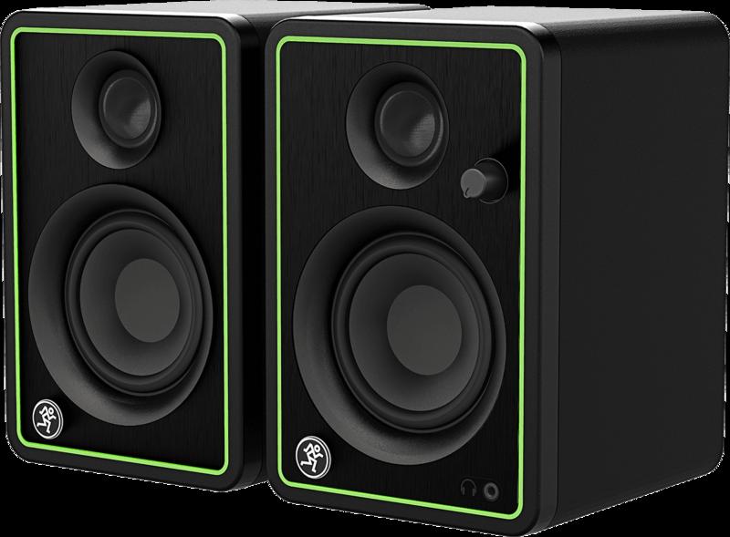 Enceintes monitoring Bluetooth CR3-XBT - Voir en grand