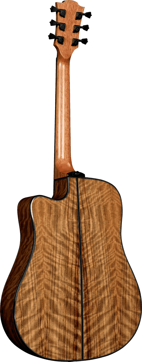 Guitare folk Lâg T318DCE-2 - Voir en grand