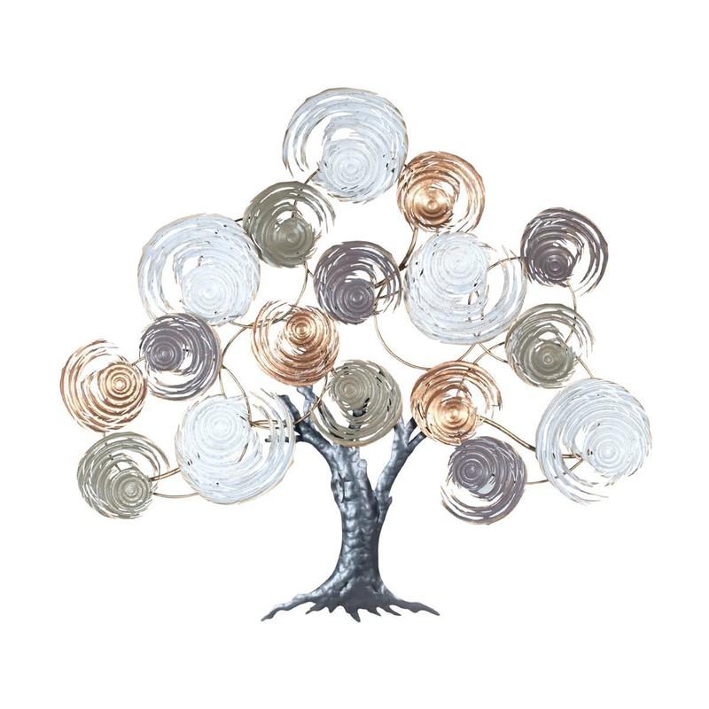 arbre de vie - ornement mural  - VERO BOUTIQUE - Voir en grand