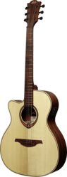Guitare folk Lâg TL88ACE GAUCHER - Voir en grand