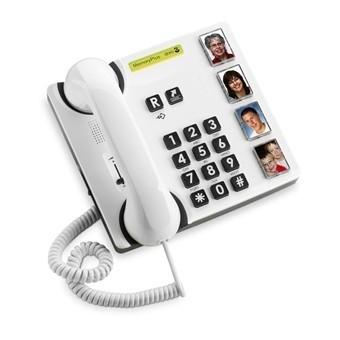 MemoryPlus 319i ph - TELEPHONES DORO - CEVENNES AUDITION - Voir en grand