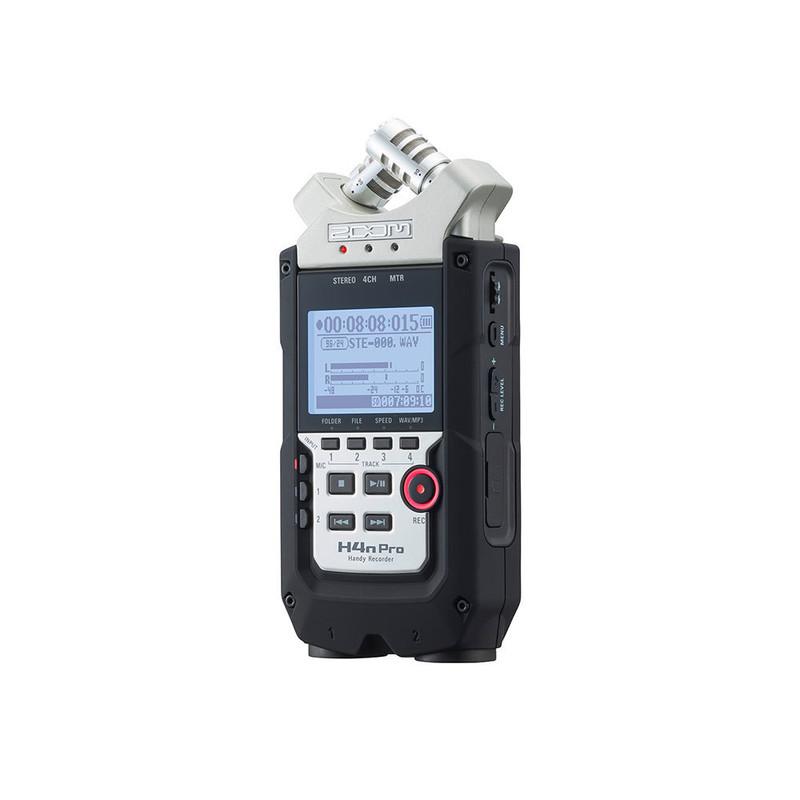 Enregistreur numérique ZOOM H4n Pro - Voir en grand