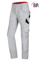 Pantalon de travail BPlus Gris Clair - Voir en grand