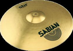 Pack Cymbales SBR SBR5003G-4 - Voir en grand