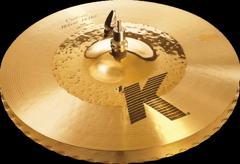 Pack Cymbales K Custom K1250-I7-2 - Voir en grand