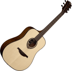 Guitare folk Lâg T318D - Voir en grand