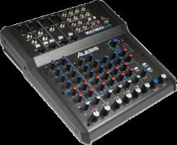 Table de mixage Alesis MM8USBFX -2 - Voir en grand