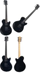 Guitare électrique I60-BLK. - Voir en grand