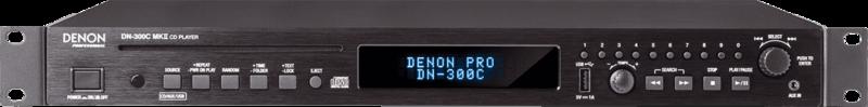 Platine CD DN300CMKII - Voir en grand