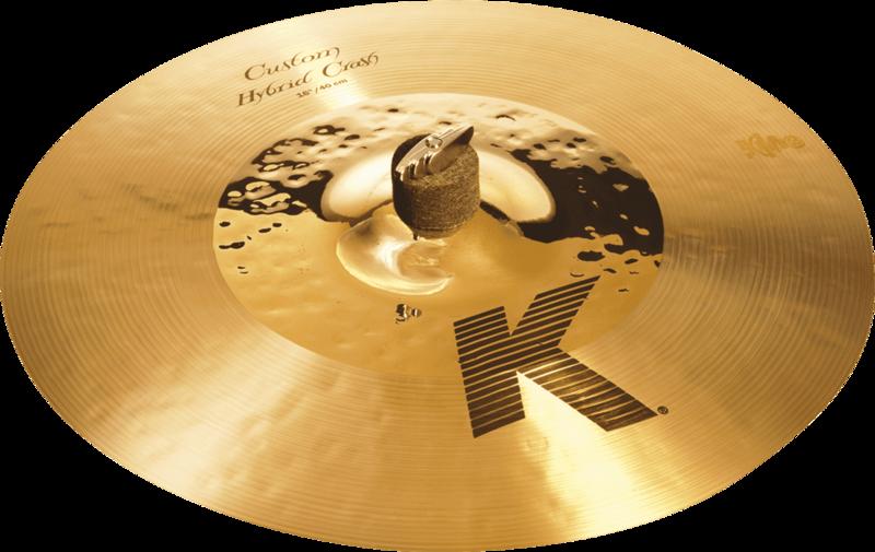 Pack Cymbales K Custom K1250-I7-3 - Voir en grand