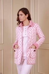 Pyjama femme Egatex - BENOIT ABBAYE - Voir en grand