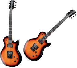 Guitare électrique I66-TOS. - Voir en grand