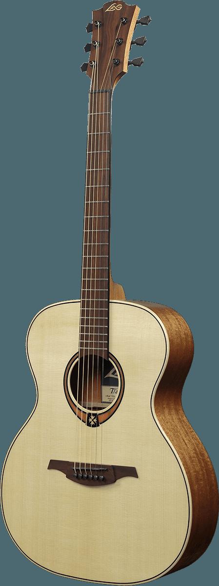 Guitare folk Lâg T88A - Voir en grand