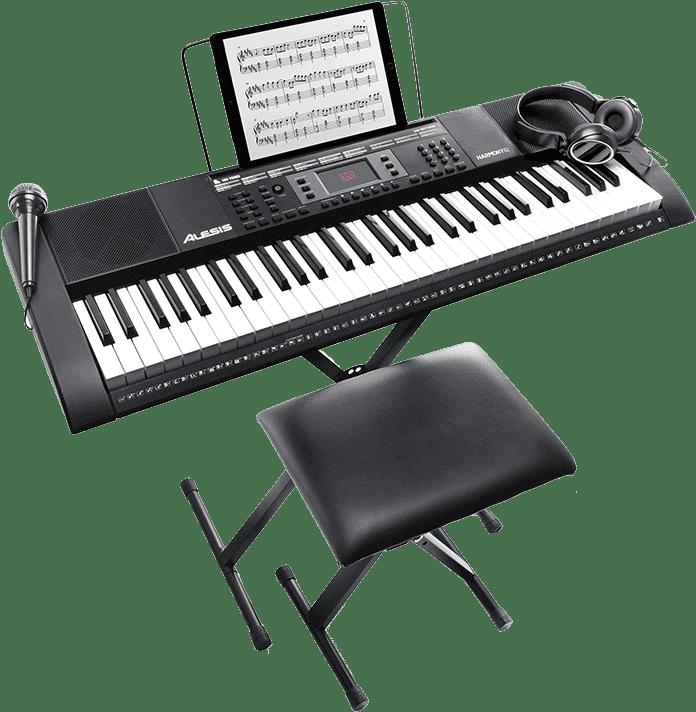 Clavier Alesis HARMONY61MKII - Voir en grand