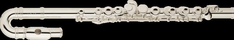 Flûte Soprano en UT (enfant ) JFL700UD - Voir en grand