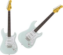 Guitare G&L Standard TS500-SBL-R.