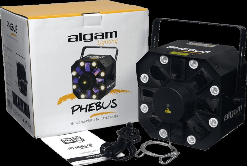 Effets d'animation PHEBUS-2 - Voir en grand