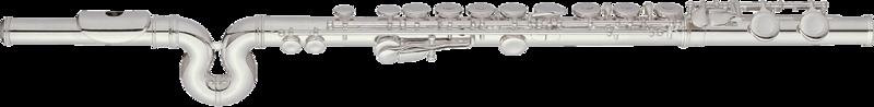 Flûte Soprano en UT (enfant ) JFL700WR - Voir en grand