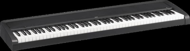 Piano Numérique Korg B2 noir-2 - Voir en grand